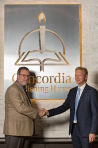 Concordia Publishing House Implements KnkPublishing