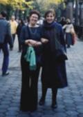 Anne Phillips & Alison Bradbury