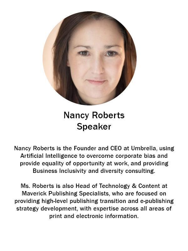 Nancy Roberts is the Founder and CEO at Umbrella