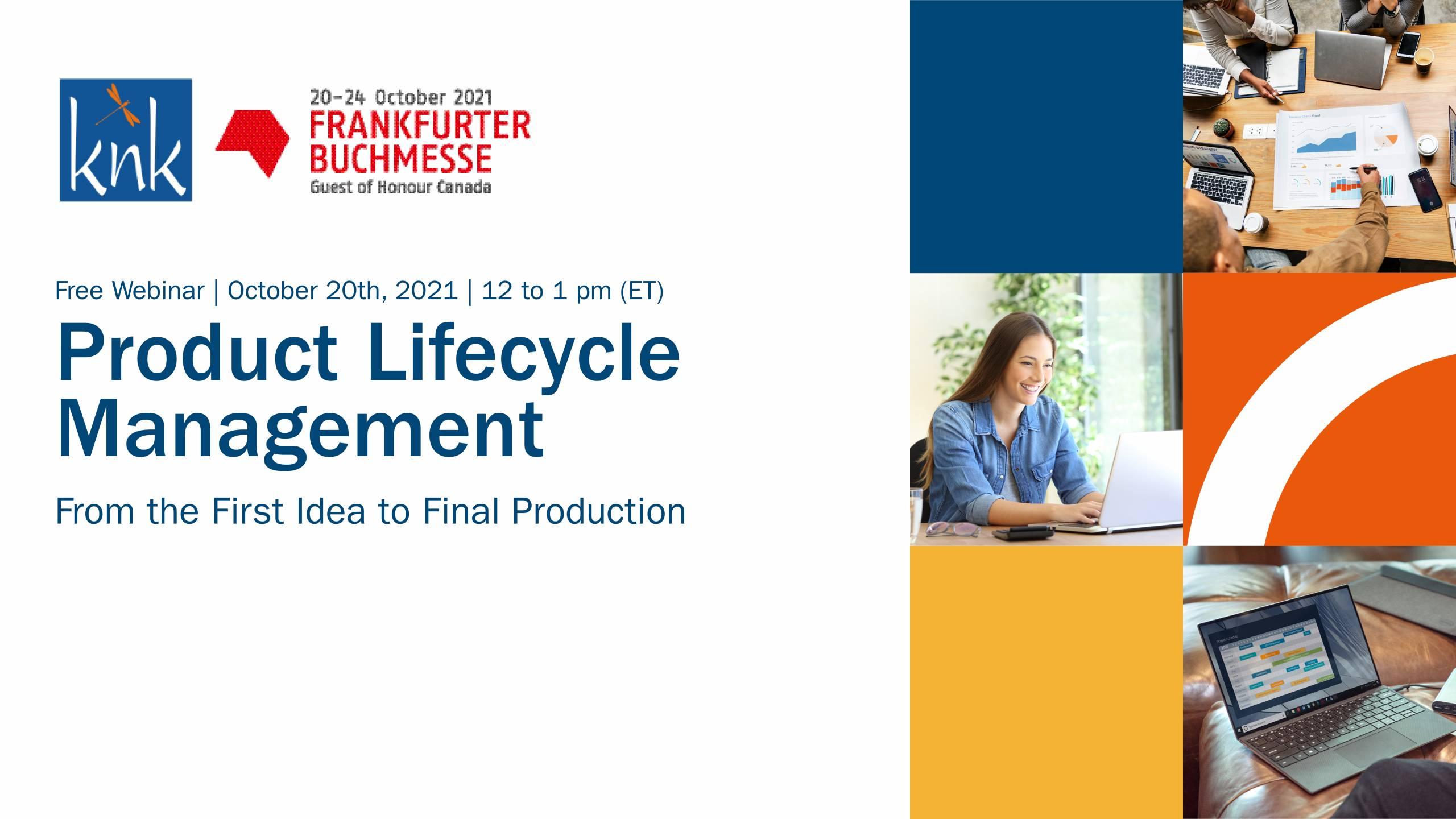 Product Lifecycle Management Webinar FBM21